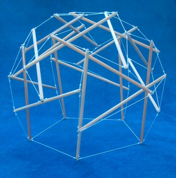 Tensegrity Architecture And Buckminster Fuller